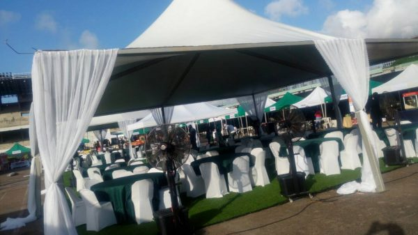 Your Event And Party Rentals In Nigeria Tents Tables