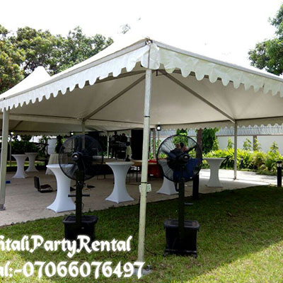 , 33ft by 33ft Pagoda Tent, Your Event and Party Rentals in Nigeria. tents, tables, chairs, Canopies