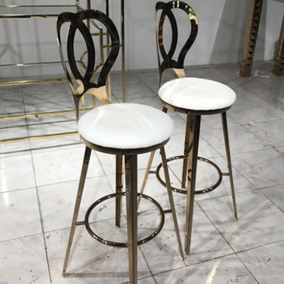 , Gold Executive VIP butterfly Barstool, Your Event and Party Rentals in Nigeria. tents, tables, chairs, Canopies