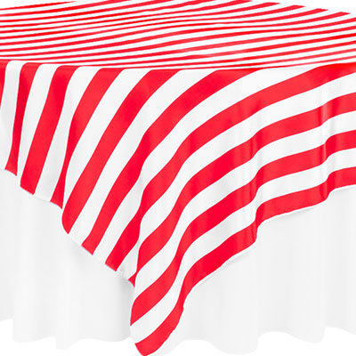 , Red and white Stripped table covers, Your Event and Party Rentals in Nigeria. tents, tables, chairs, Canopies