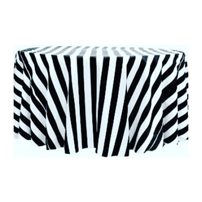 , Black and White Stripped table covers, Your Event and Party Rentals in Nigeria. tents, tables, chairs, Canopies