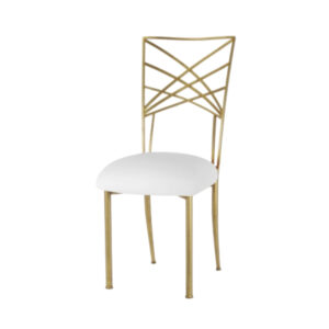 Chameleon Gold Chair