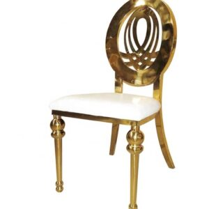 gold butterfly chair