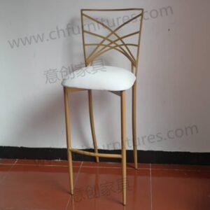 gold coctail chamelon chair 2
