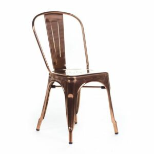 Gold Tolix Chair